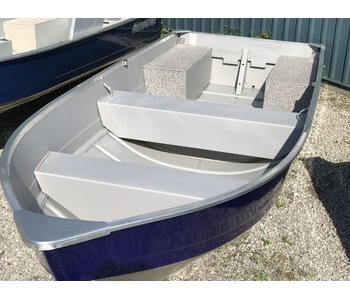 MirroCraft 14' Deep Fisherman 4650