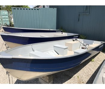 MirroCraft 14' Deep Fisherman II 3654