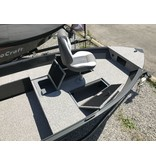 MirroCraft 15' Outfitter Series Tiller 165
