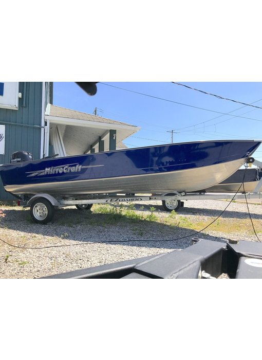 MirroCraft 16' Lake Fisherman II 3673