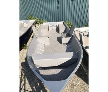 MirroCraft 16' Deep Fisherman II 3696