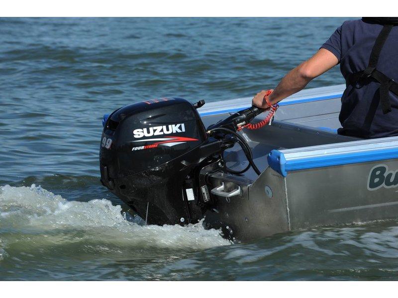 Suzuki 9.9 HP Outboard Motor