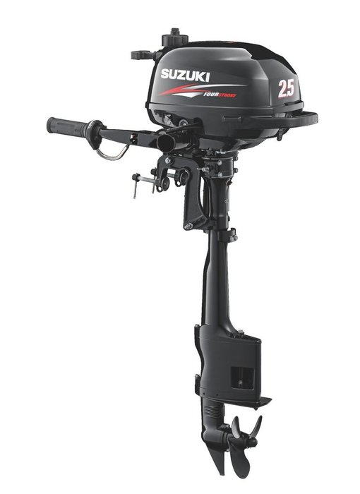 Suzuki 2.5 HP Outboard Motor