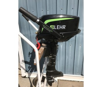 Used Outboard 5HP Propane Lehr