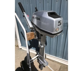 Used Outboard 5 HP Honda - Like NEW!