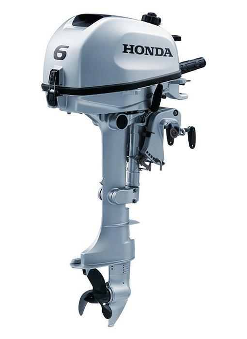 Honda 6 HP Outboard