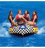 Big Bertha Towable Quadruple Rider Water Tube