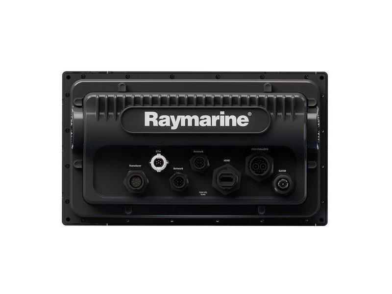 Raymarine eS98 MFD with CHIRP Downvision Sonar