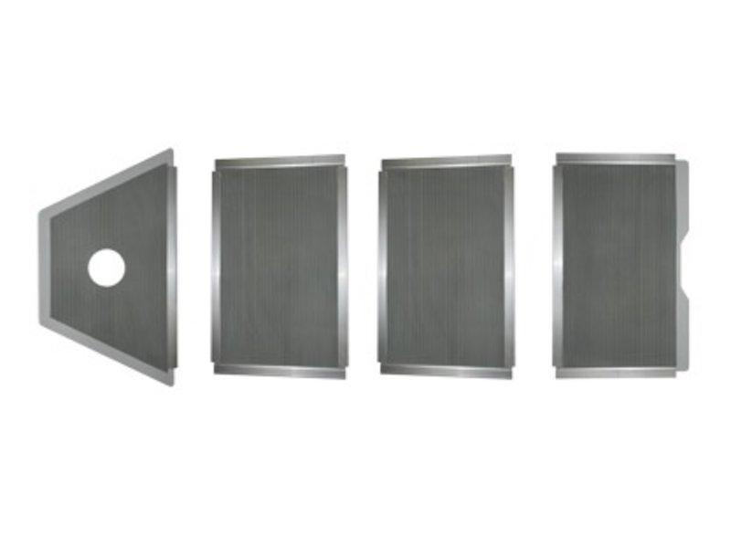 Duras DX86 Floorboard Set w/Stringers