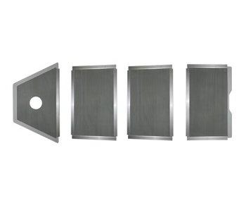 Duras DX96 Floorboard Set w/Stringers