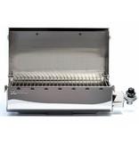 Kuuma 160 Stow & Go BBQ STAINLESS STEEL