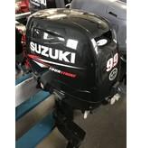 Used Outboard 9.9 HP Suzuki, DF9.9AEL