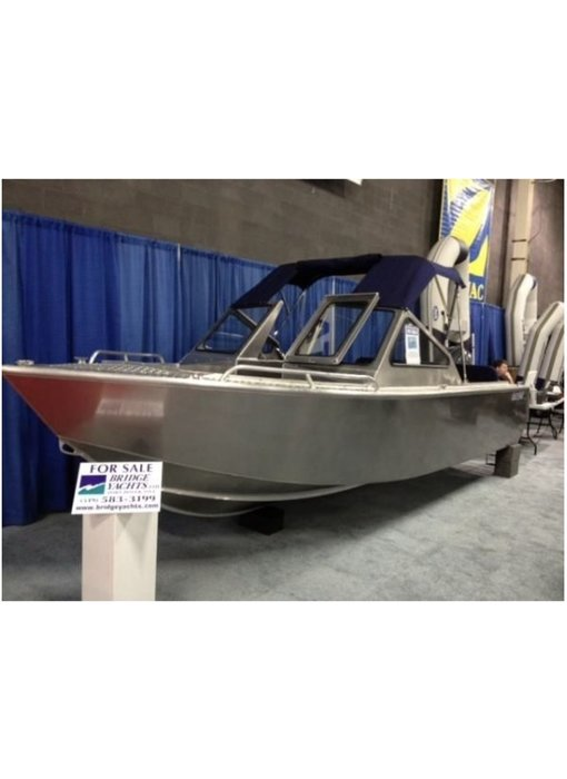 Stanley Mink 18ft Dual Console 2018