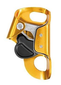 Petzl America Petzl- Croll Compact Chest Ascender - For ropes 8 - 11mm