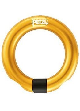 Petzl Ring,  Open multi-directional gated ring