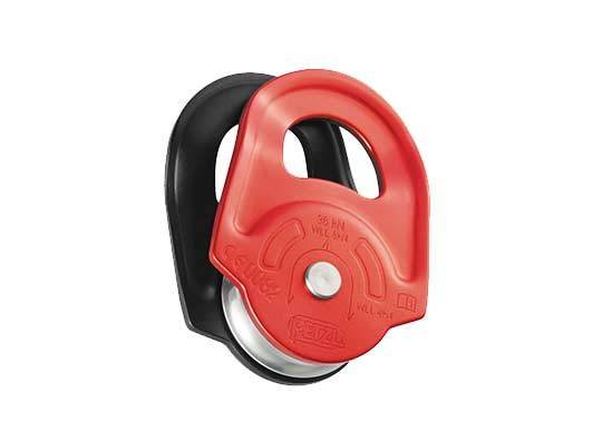 Petzl America RESCUE Pulley, Swinging Side Plates