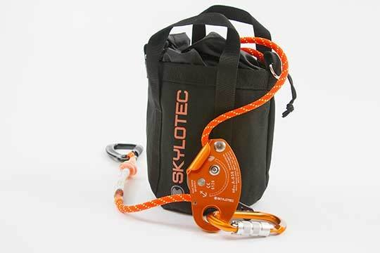 Skylotec D2 Descender by I.S.C, Escape Kit -