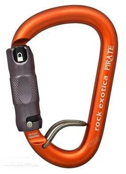 Rock Exotica Pirate Carabiner -