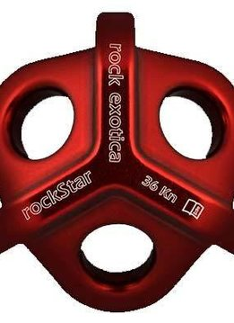 Rock Exotica rockStar 3-D Rig Plate