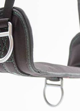 Buckingham Mfg S1 Pro Batten Seat, Arc Rated