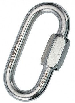 Camp USA OVAL QUICK LINK 8MM - STAINLESS