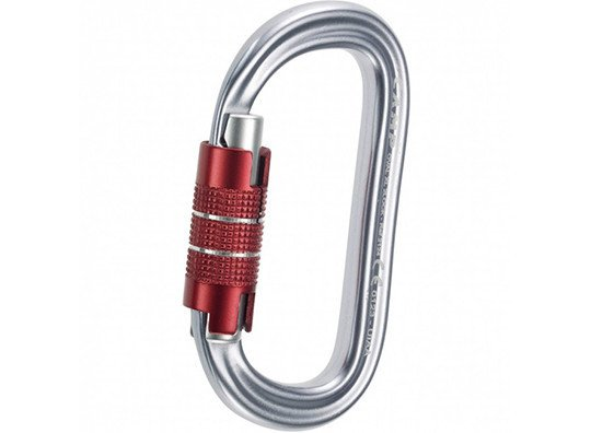 Camp USA OVAL XL 2LOCK CARABINER