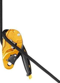 Petzl America I'D Descender / Belay Device, NFPA,