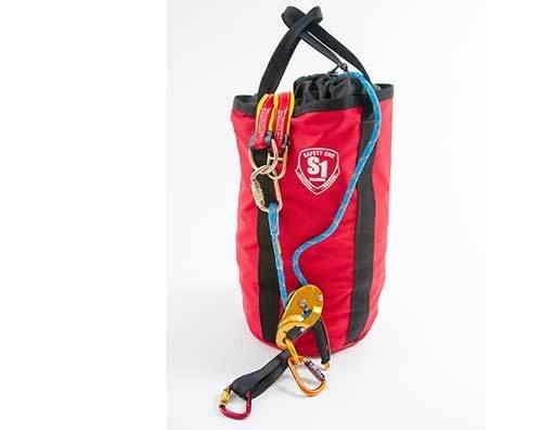 "Safety One SafetyOne Basic Rescue Kit - 7/16"""