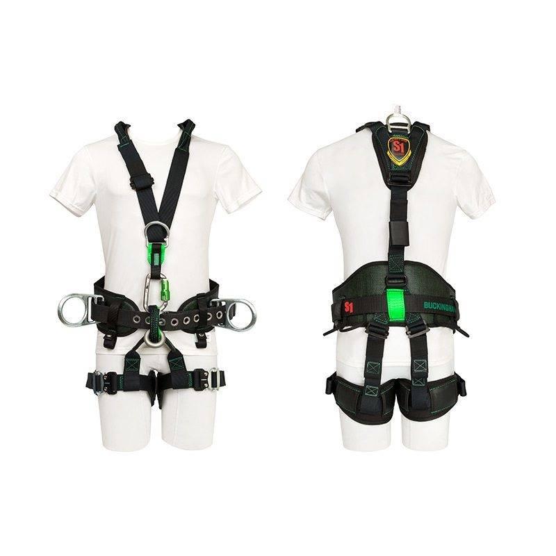 Buckingham Mfg S1 Pro Harness, Arc Rated