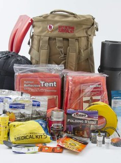 Safety One Vehicle Survival Kit