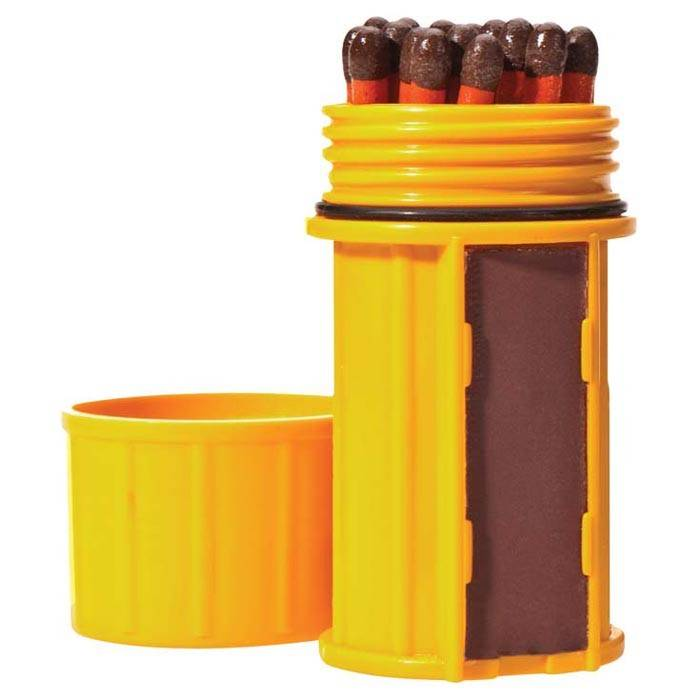 UCO StormProof Match Kit w/container