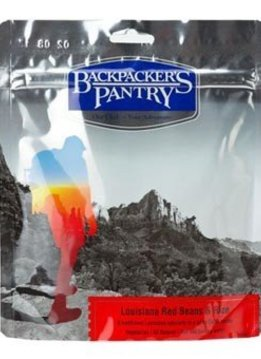 BACKPACKERS PANTRY Red beans and Rice, 13oz