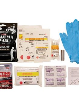 ADVENTURE MEDICAL Rapid Response Trauma Pak w/Quickclot