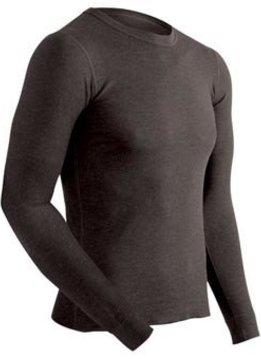 COLDPRUF Polypropylene Base Layer Top, Mens, Black