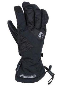 OUTDOOR DESIGNS Summit Glove, Black