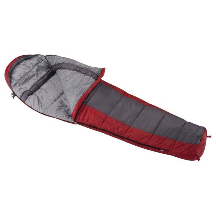 WENZEL Windy Pass Mummy bag, rated to 0 degrees