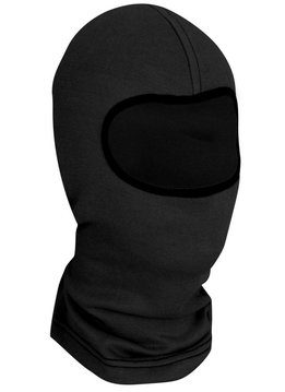 ZANHEADGEAR Balacava Comfort Fleece, Black