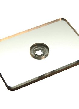 ULTIMATE SURVIVAL STARFLASH SIGNAL MIRROR 2x3