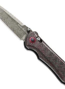 Benchmade USA AXIS® Stryker® II, Gold Line, Fine Edge