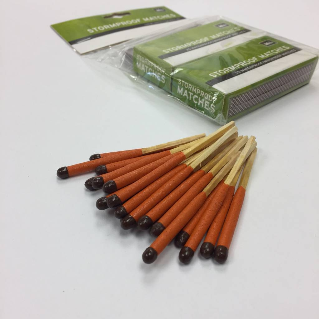 Stormproof Matches 2pk of 25ea