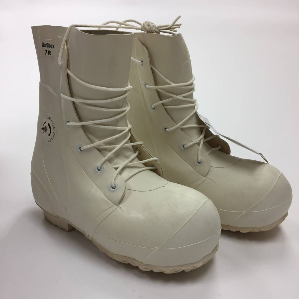 White ECWCS Mickey Mouse Boots