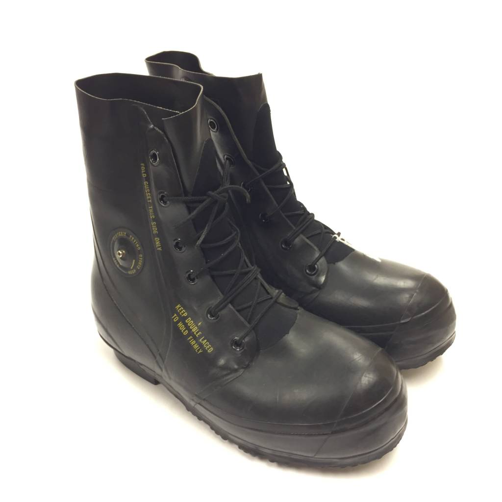 Black ECWCS Mickey Mouse Boots