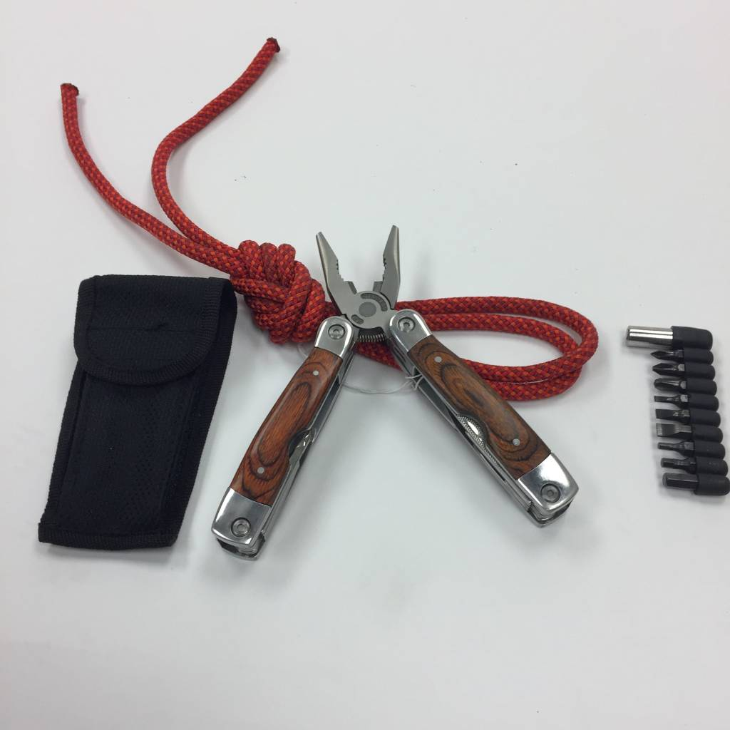 Fury Multi-Tool, Pakkawood Handle