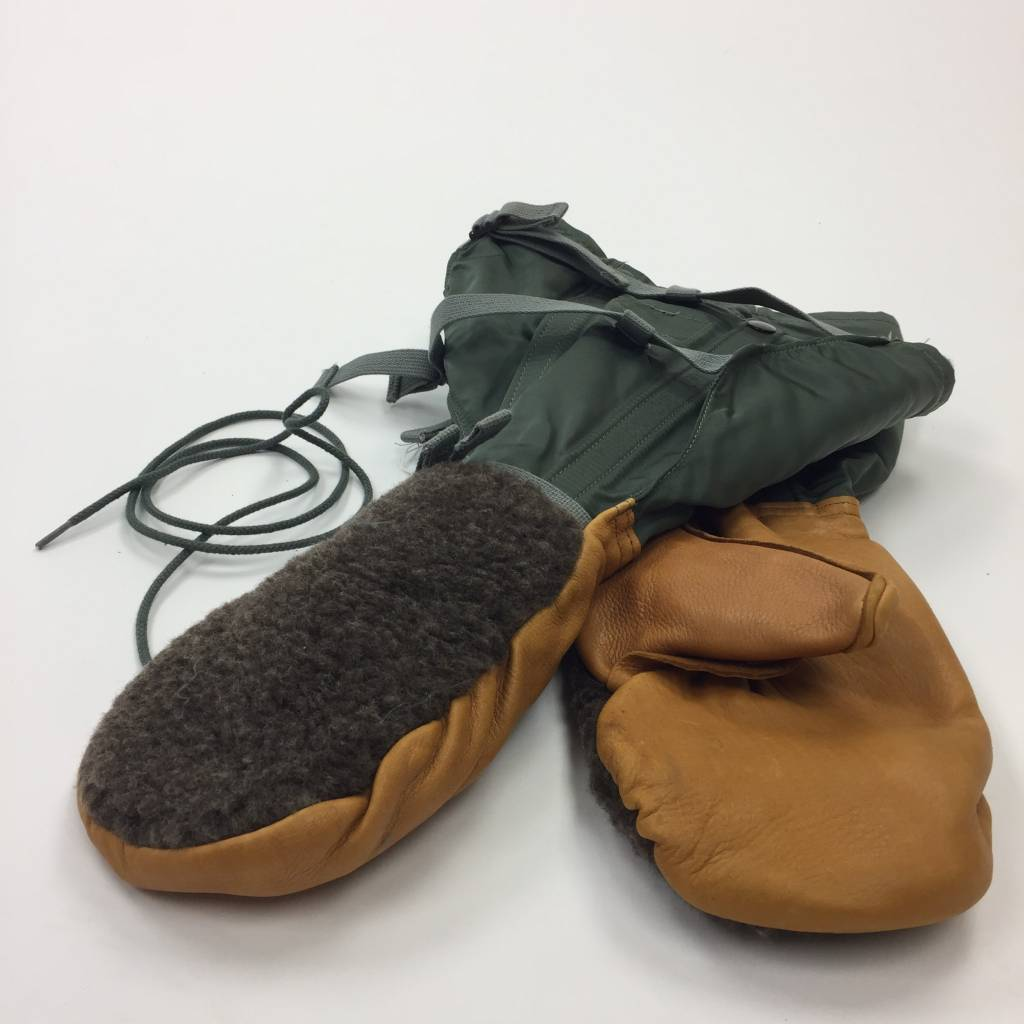Military Surplus ECWCS Mitten Shells N4B