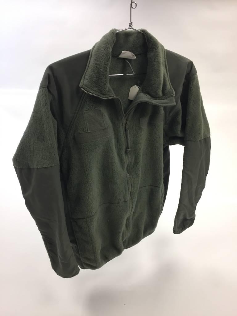 Military Surplus ECWCS Level III fleece, Foliage Green
