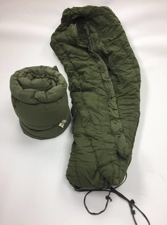 Military Surplus Extrem Cold Weather Sleeping Bag