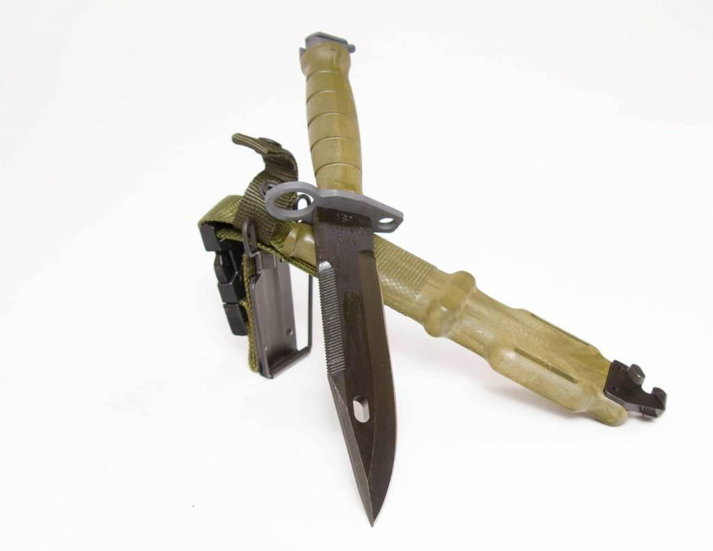 Military Surplus M9 Bayonet - Sealed packaging