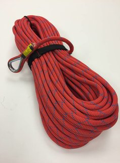 """Sterling Rope 7/16"""" Red HTP with SEM"""