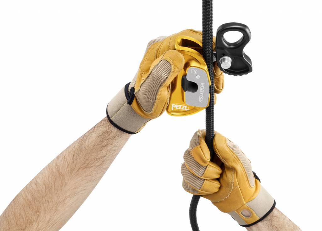 Petzl America RESCUCENDER rope grab
