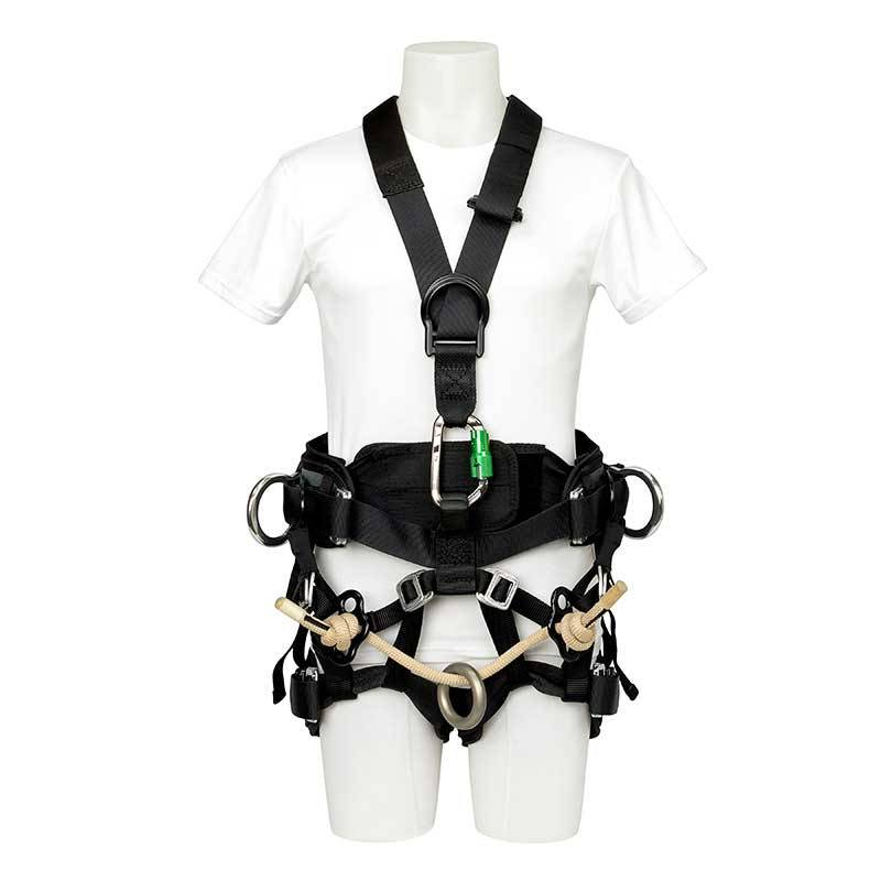 Buckingham Mfg ErgoPro Saddle/Harness Combo